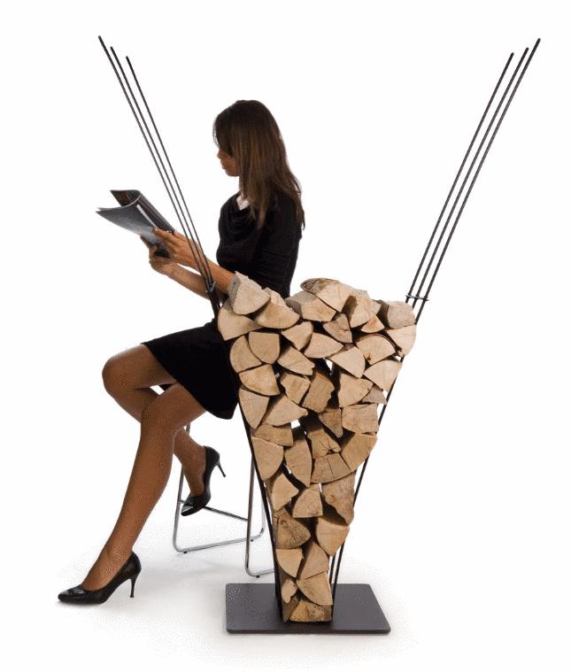 Porte_Buches_Ak47_Design_Bamboo