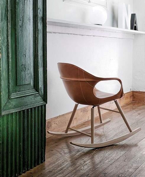 la petite histoire de la chaise bascule ou rocking chair. Black Bedroom Furniture Sets. Home Design Ideas