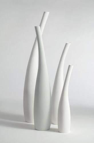 vases blanc
