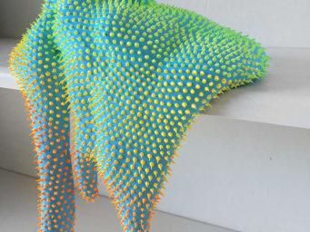 les sculptures organiques de l'artiste Dan Lam