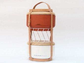 Barbecue portable : le modèle design par Emma Van Eijkeren et Moak