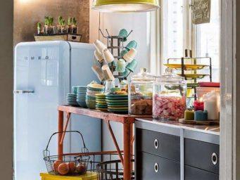 Réfrigérateur Smeg: l'objet déco de la cuisine