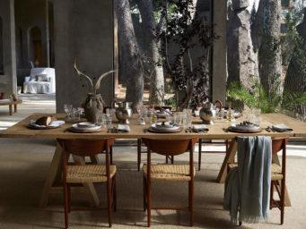 Zara Home présente sa collection automne hiver