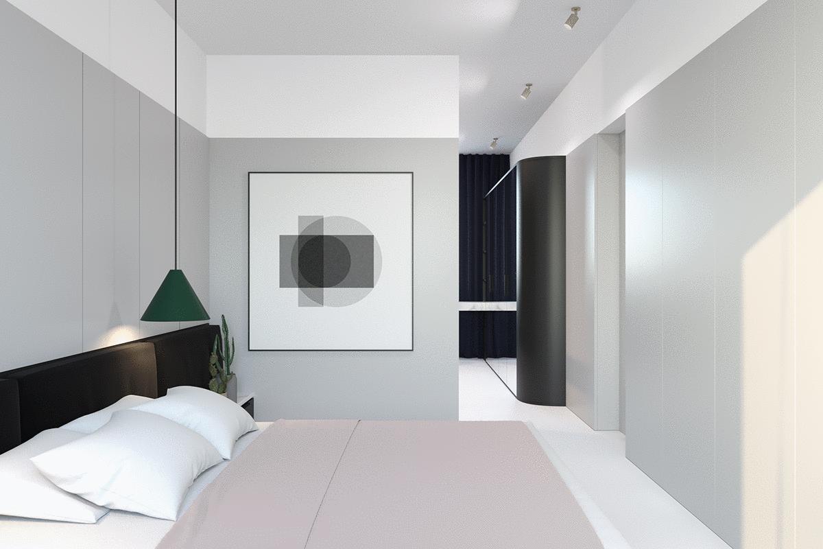 La Chambre : tendance, originale et épurée