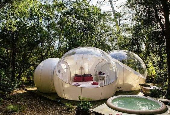 10 endroits insolites et atypiques o passer une nuit. Black Bedroom Furniture Sets. Home Design Ideas