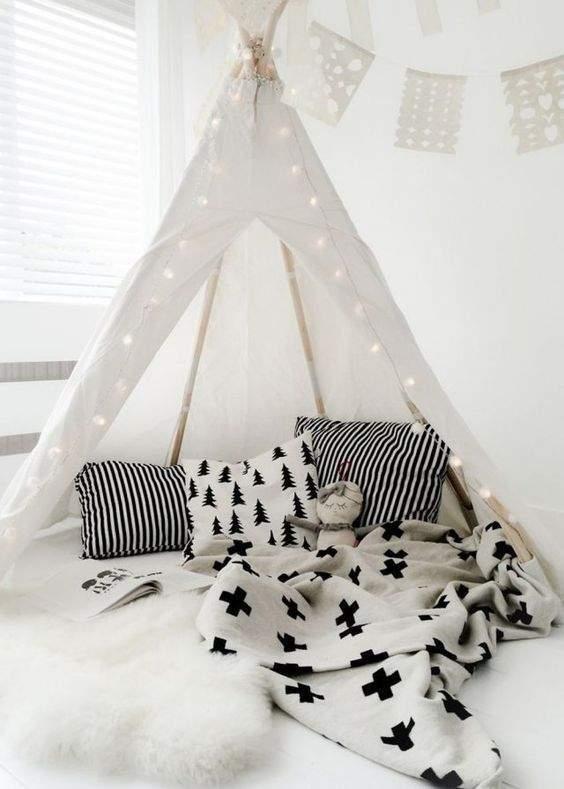 Titi décoratif, simple et tendance