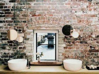 Must Have : les murs en briques pour un style industriel et original