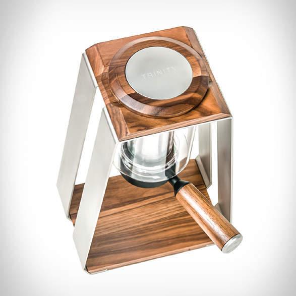 Machine à café autonome