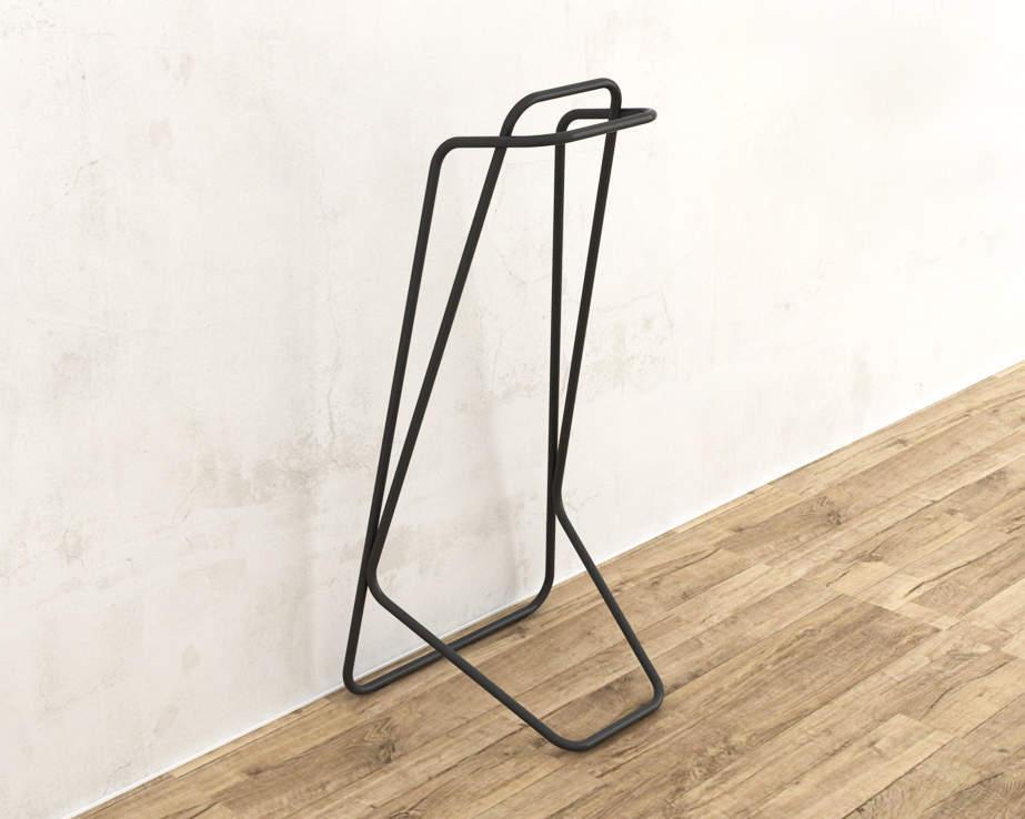 Hang bike o l 39 art de suspendre son v lo avec classe - Accrocher velo au mur ...
