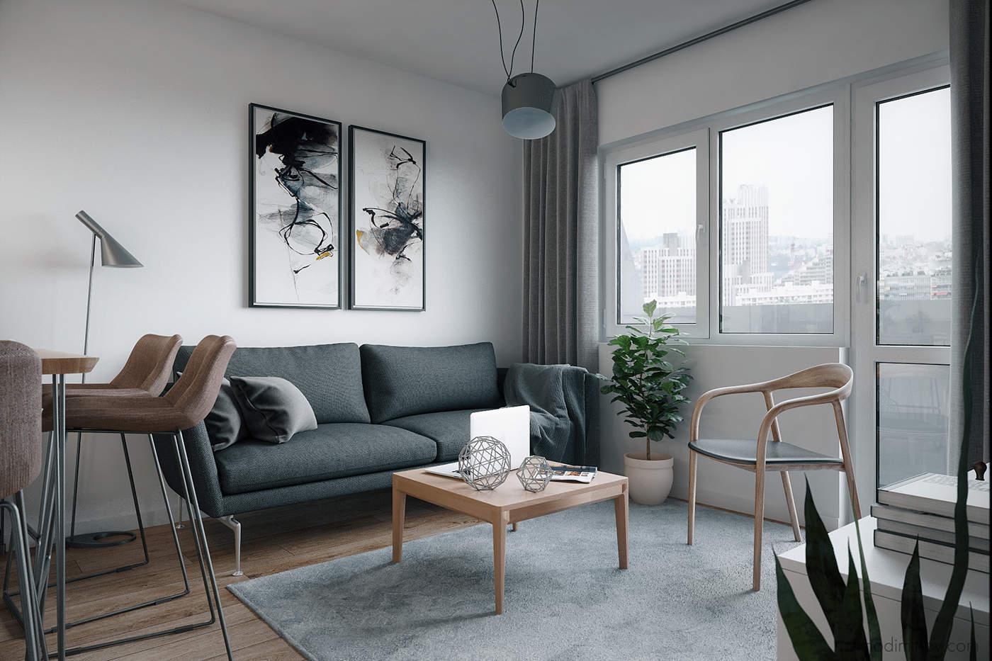 Comment aménager parfaitement un petit appartement ?