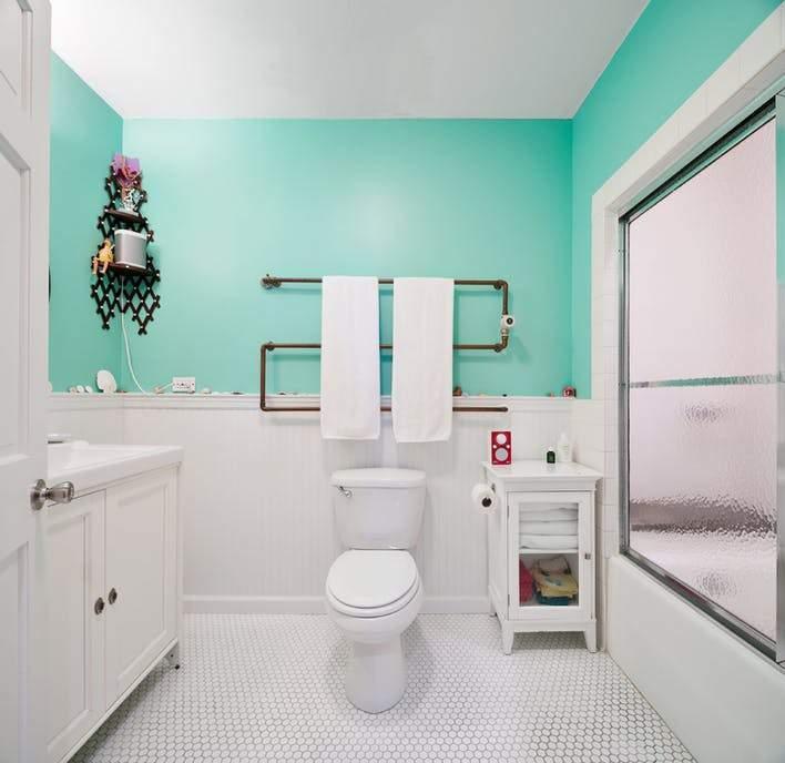 salle de bain penthouse
