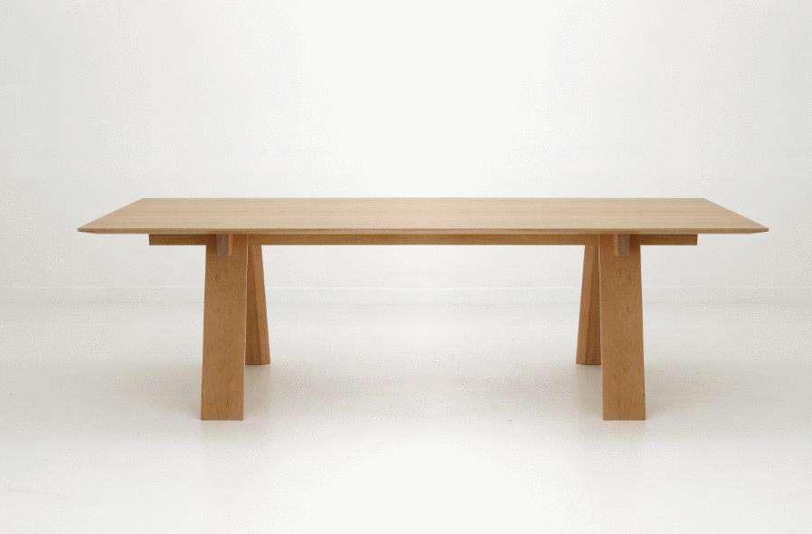 D couvrez 10 tables de repas pour vous donner des id es for Tables de repas contemporaines
