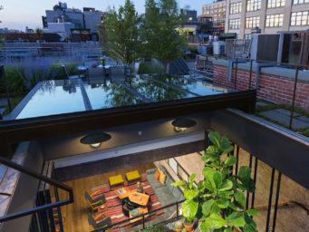 Tribeca Loft : un ancien entrepôt à caviar transformé en loft