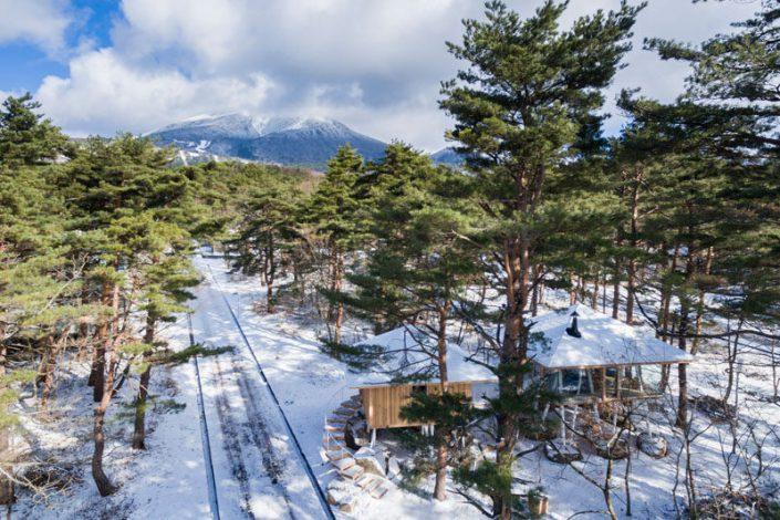 maison de vacances japonaise