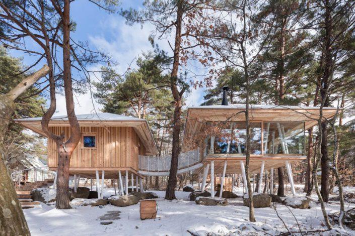 villa japonaise par Life Style Koubou
