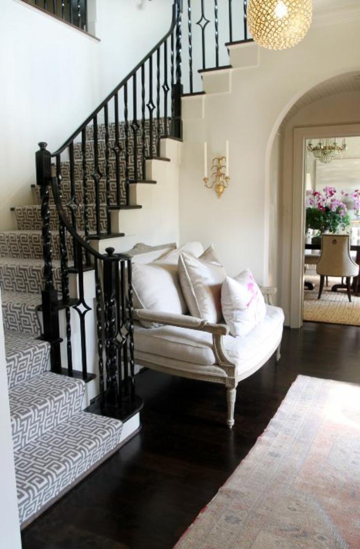 motifs moderne moquette d'escalier archz