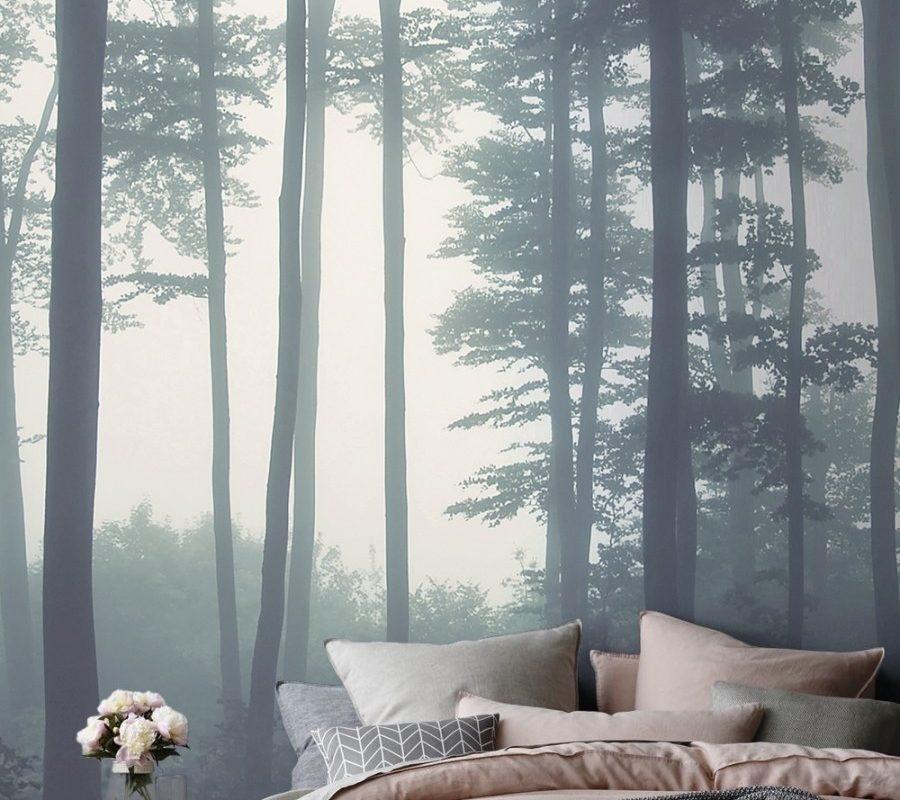 Notre sélection de papiers peints panoramiques pour se sentir au plus proche de la nature