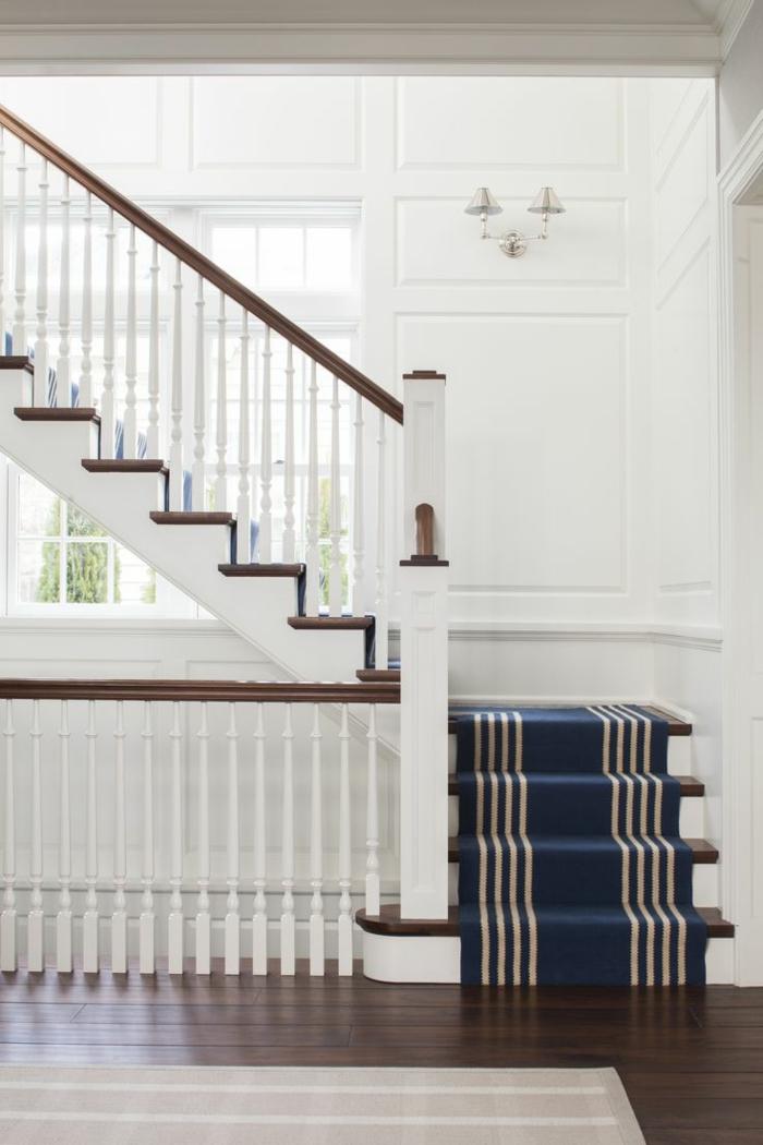 tapis d'escalier avec rayures archz