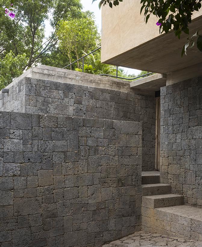 un autre escalier pour la casa Albino ortega