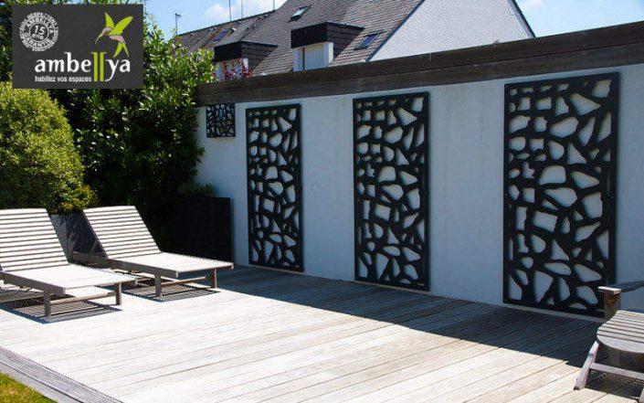 le treillage a encore sa place dans nos jardins la. Black Bedroom Furniture Sets. Home Design Ideas
