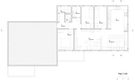 plan de la house of many worlds