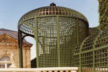 structure treillis atelier Perrault