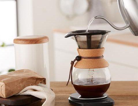 Bodum machine a cafe