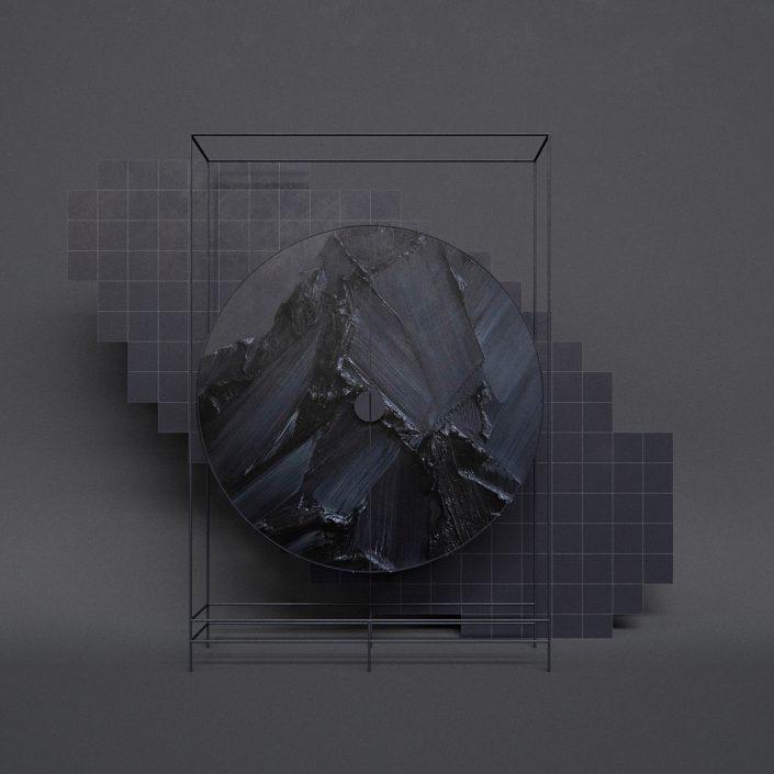 Dima dubchak cree une forme original pour un meuble a vetement