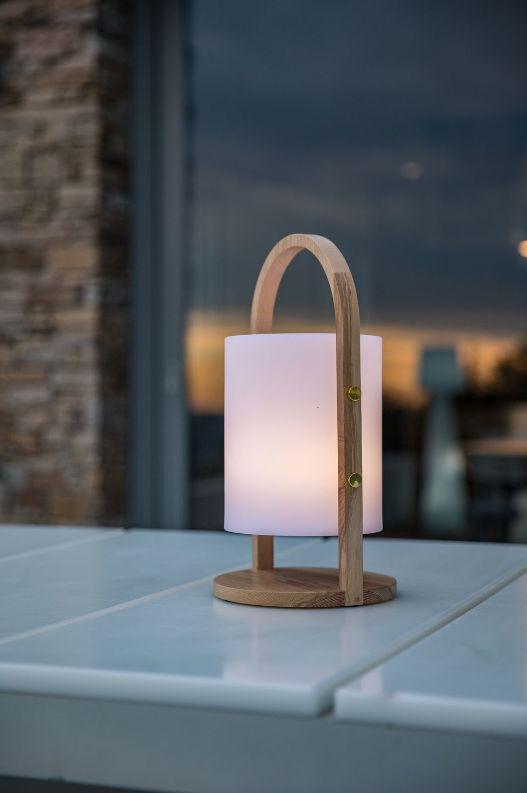 Lampe de jardin Forest
