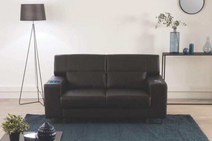 Nouveau canapé pour smart house de la marque miliboo