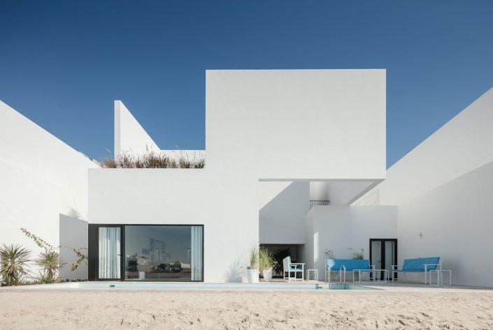 Une residence de la serie Areia