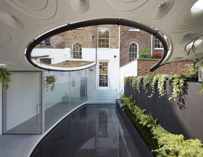 l'extension Sun Rain Room