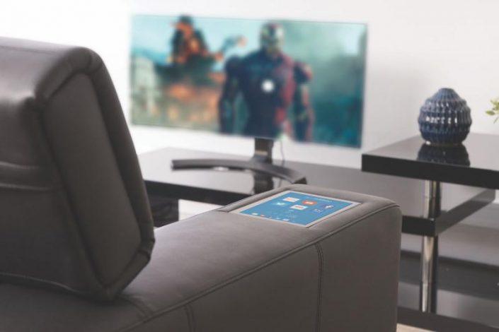 un canapé pour smart home