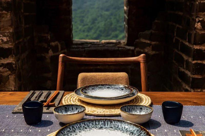 table muraille de chine