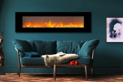 Vous allez être tout feu tout flamme avec la cheminée à l'éthanol
