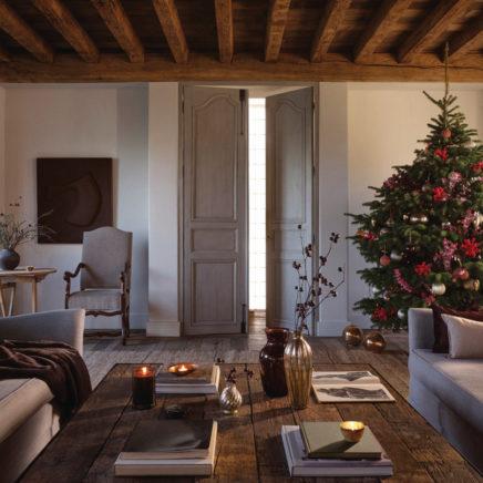 Zara Home a portrait of christmas