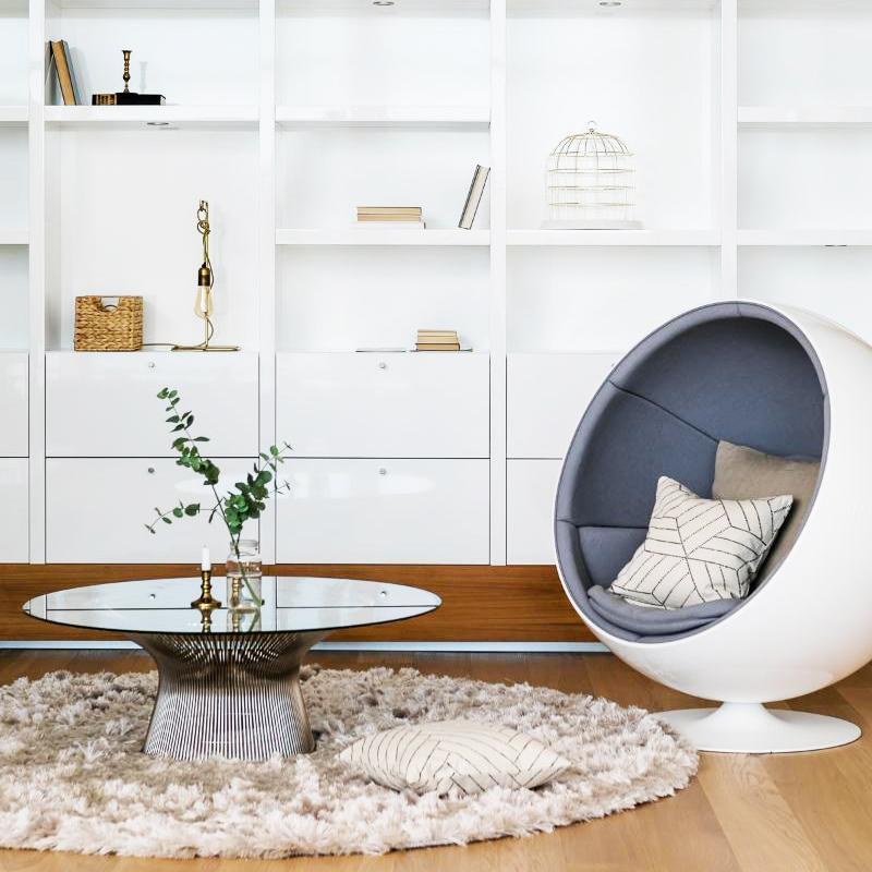 10 fauteuils design devenus iconiques et légendaires