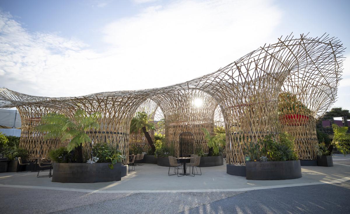 L'Atelier Déambulons : spécialiste de la création en bambou