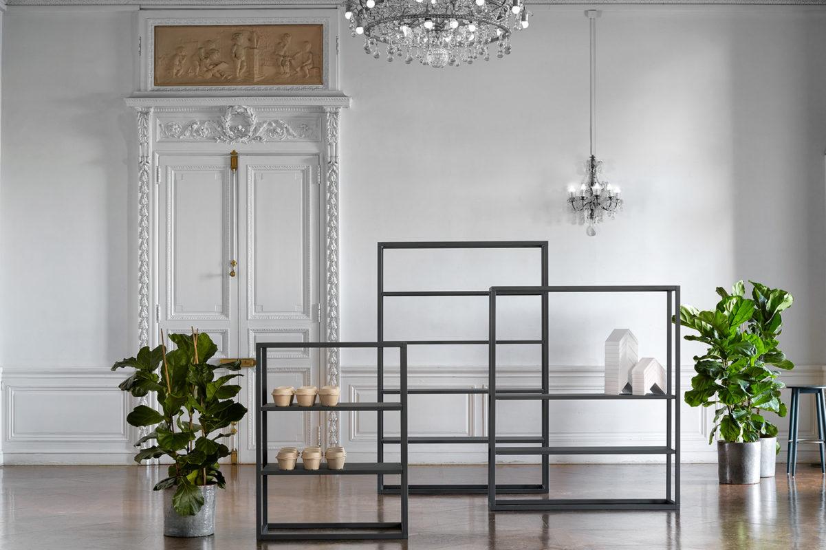 Black Furniture, la sélection design réalisée par Ondarreta