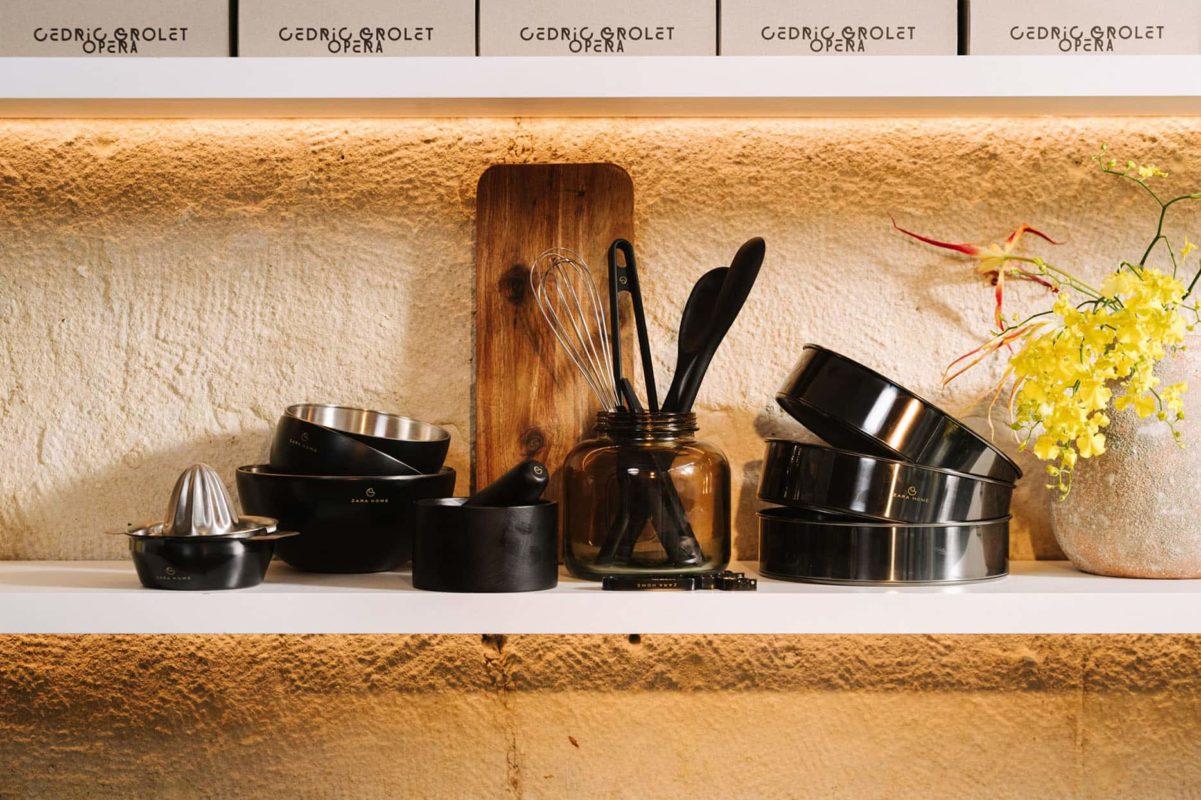 Pastry : une collection gourmande signée Cédric Grolet et Zara Home