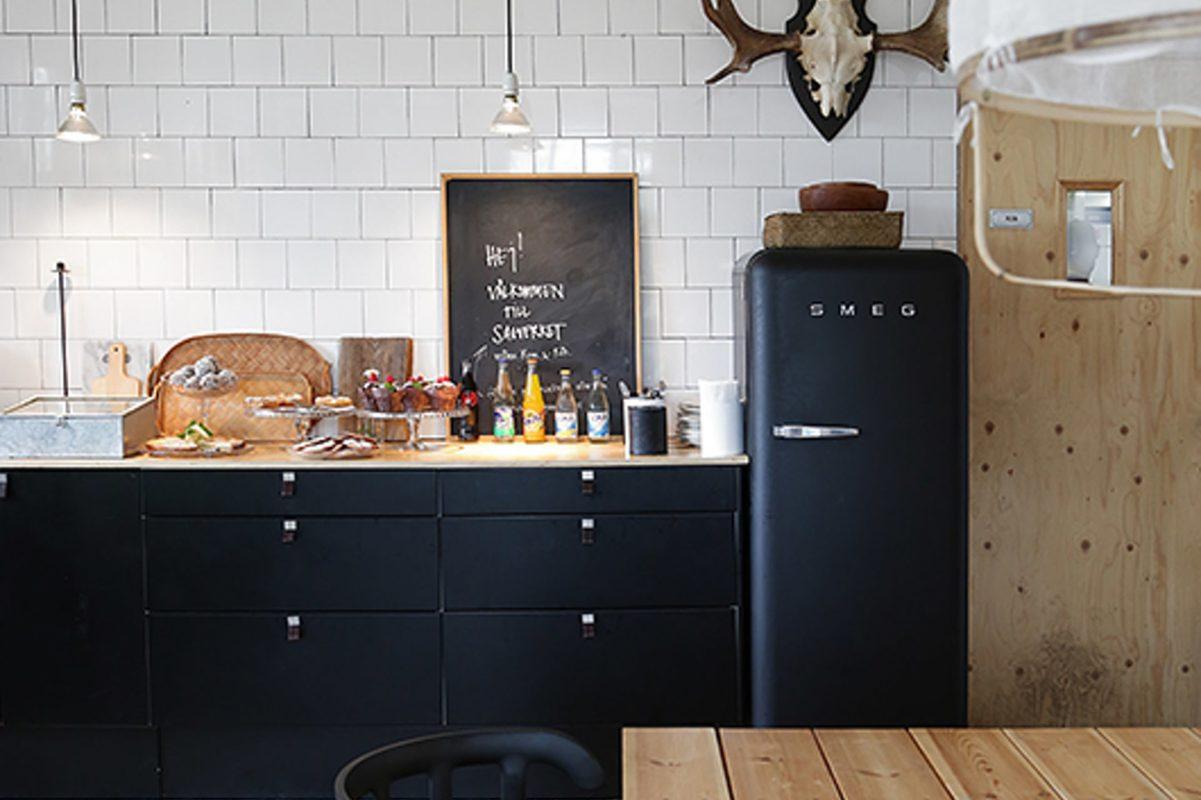 6 cuisines noires: la sélection inspiration par Decofinder